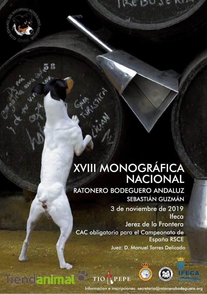 XVIII Monografica noviembre 2019 Jerez